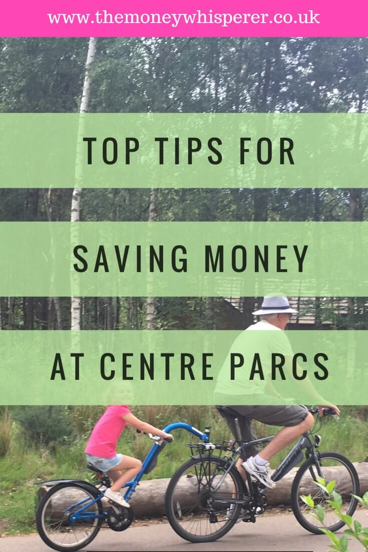 Top tips for saving money at Center Parcs #savingmoney #ukholiday #centerparcs #reduceholidaycost #cheapholiday