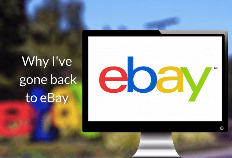 why I've gone back to eBay