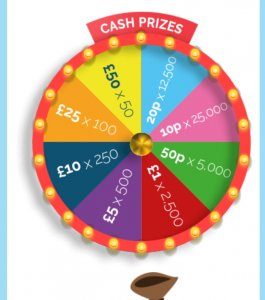snow me the money prizes
