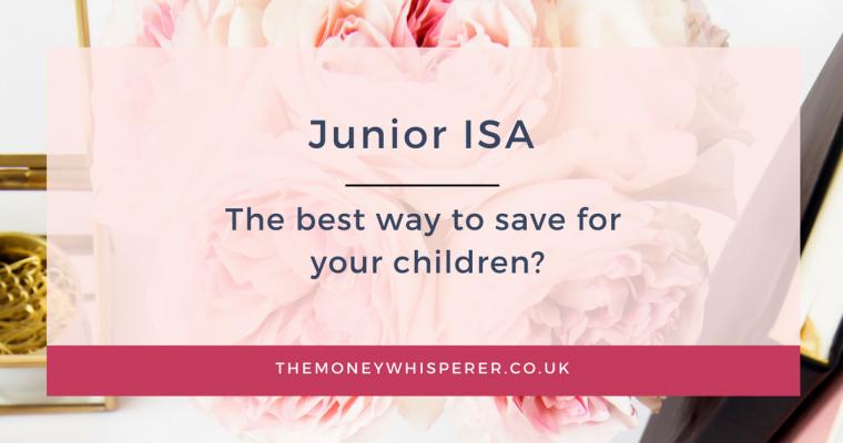 BEST WAY TO SAVE FOR CHILDREN jisa