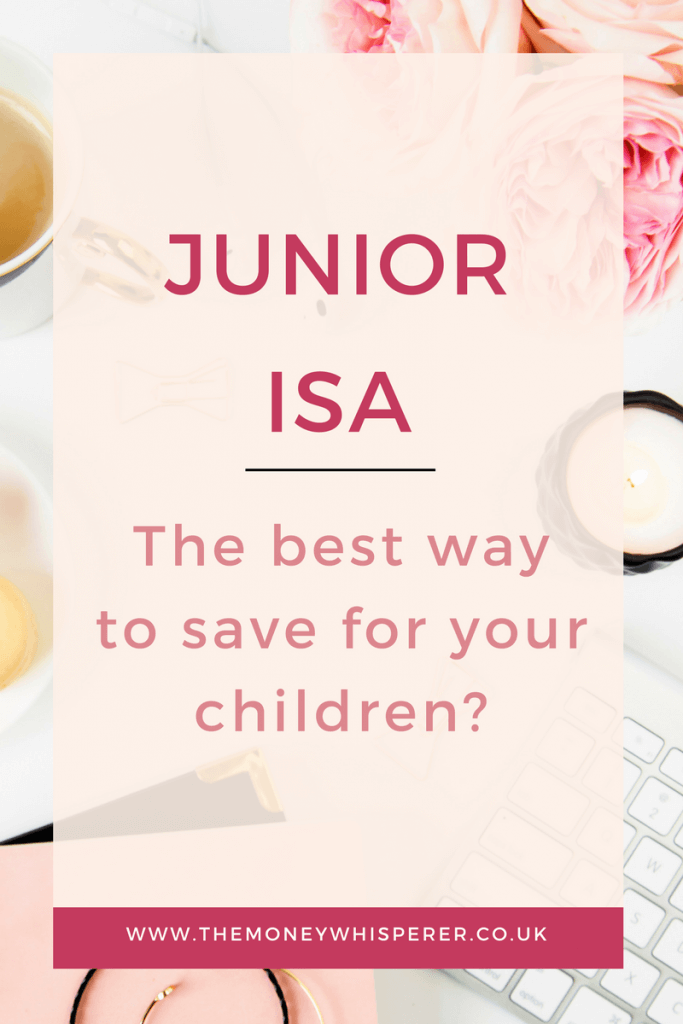 Junior ISA - the best way to save for your children?
