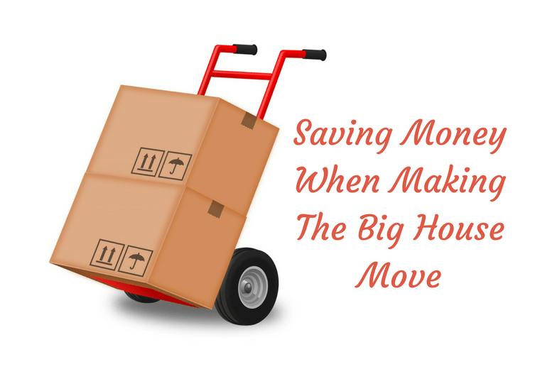Saving money on big house move