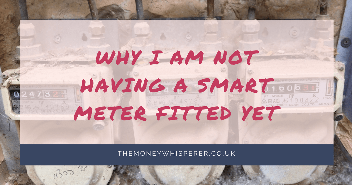 Why I am not having a smart meter fitted yet feature image