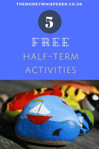 5 free half-term activities