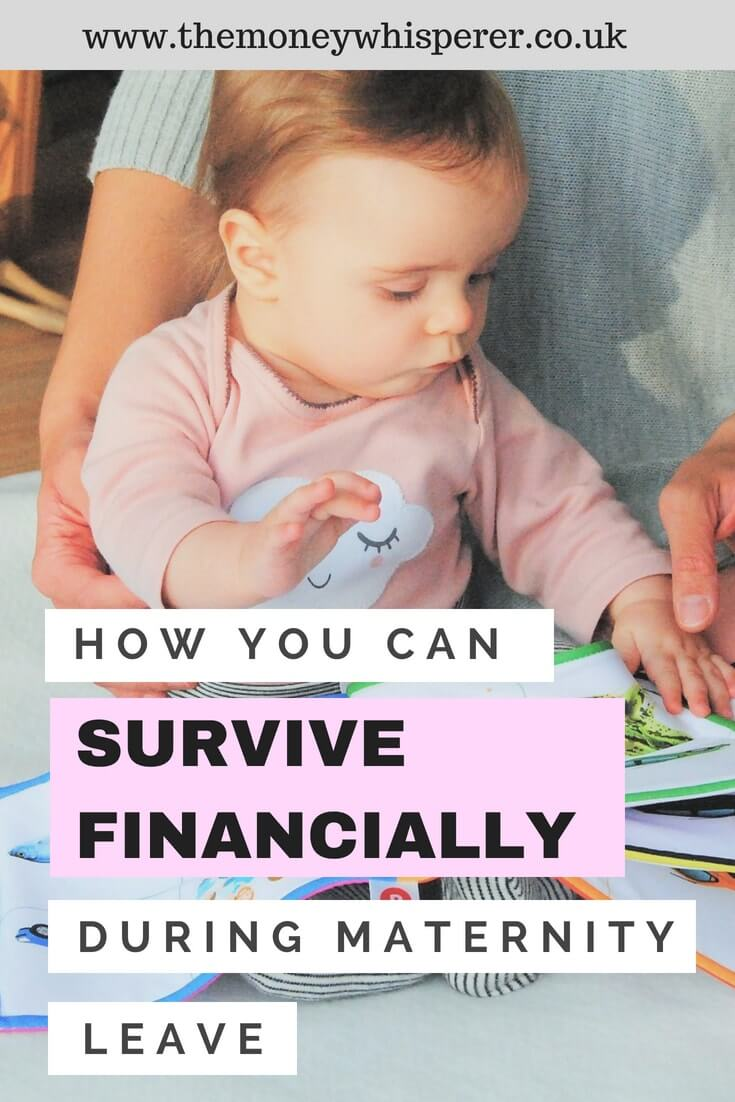 How you can survive financially on maternity leave #maternityleave #childcare #savingmoney #budgeting