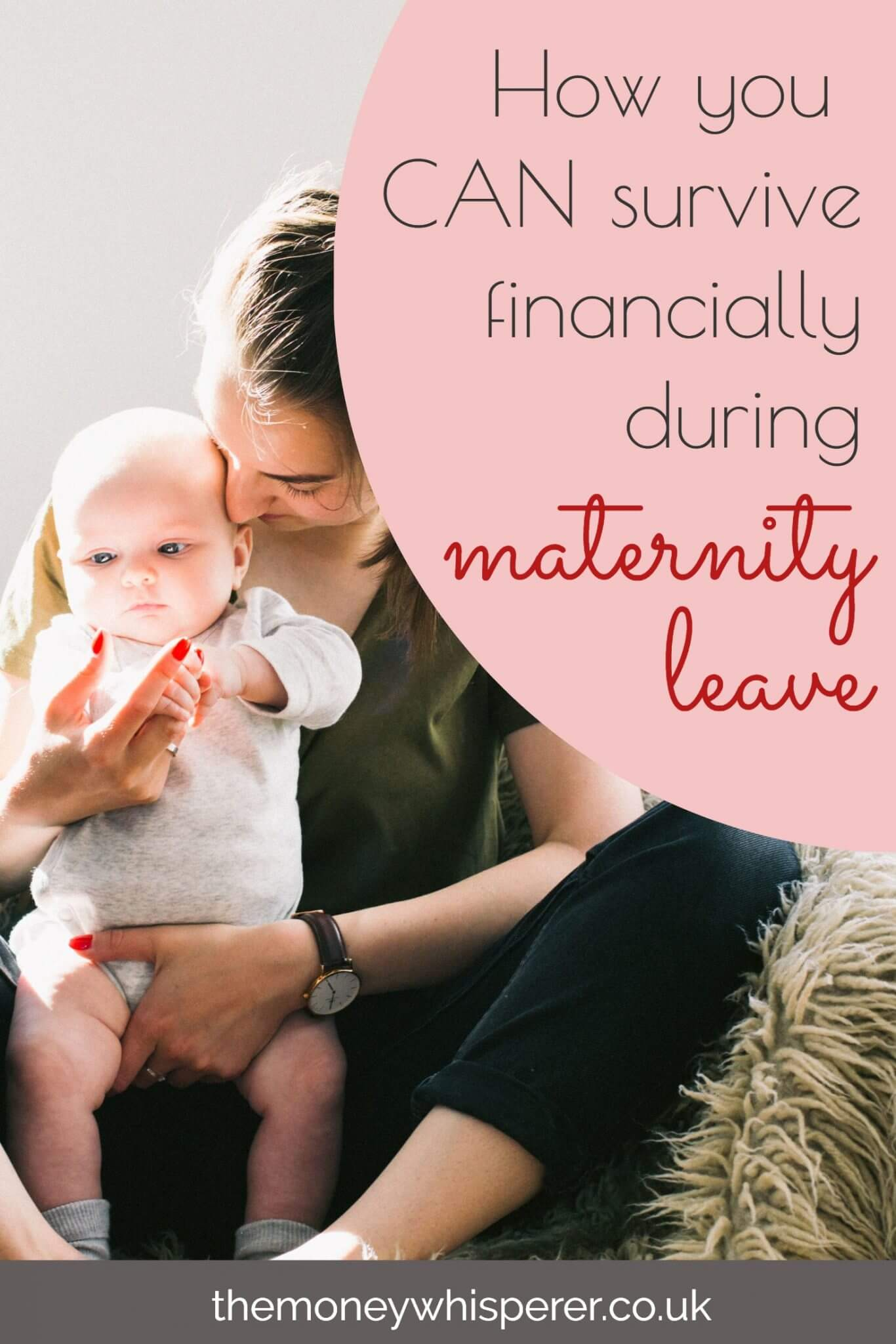 How you can survive financially during maternity leave - a mixture of practical tips and guidance on your rights #maternity #finances #money