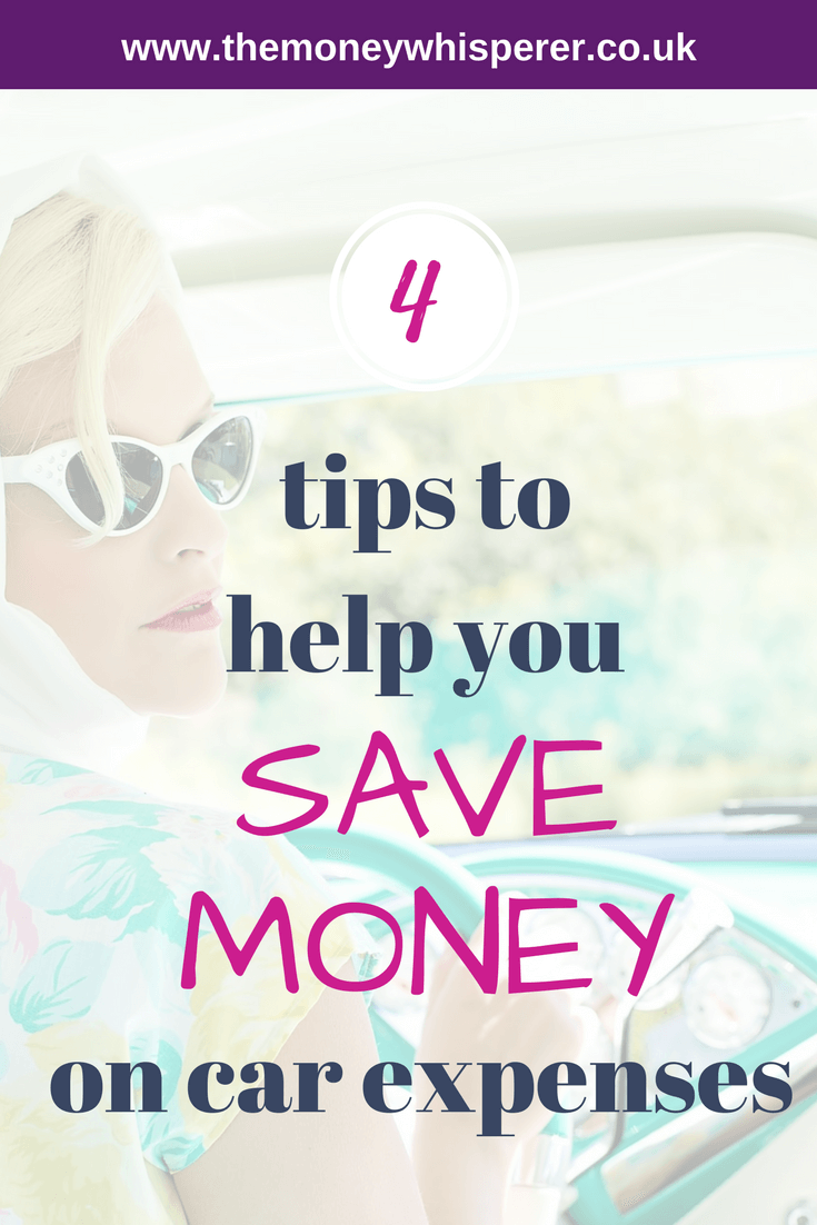 4 tips to help you save money on car expenses