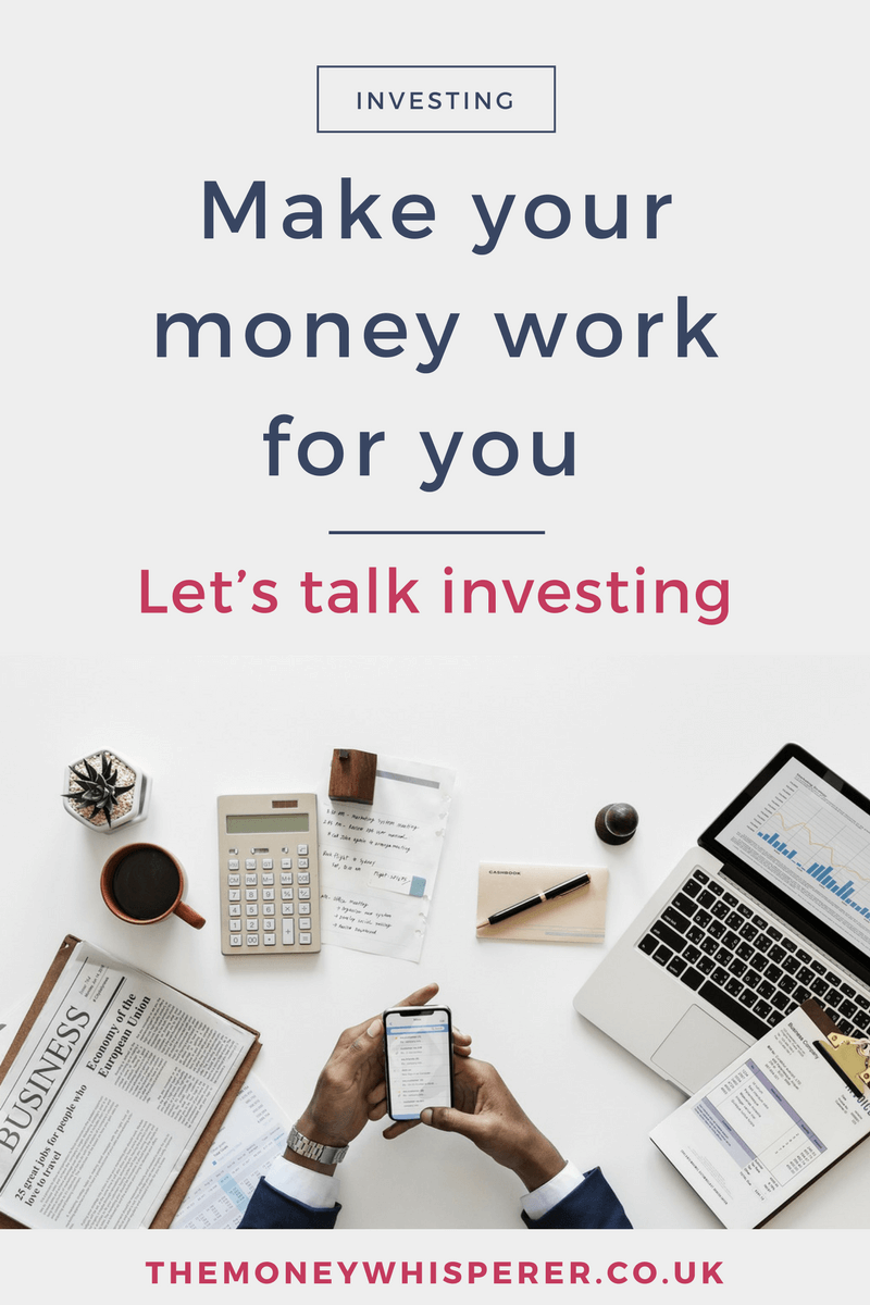 make your money work for you - let's talk investing. Is investing for everyone?