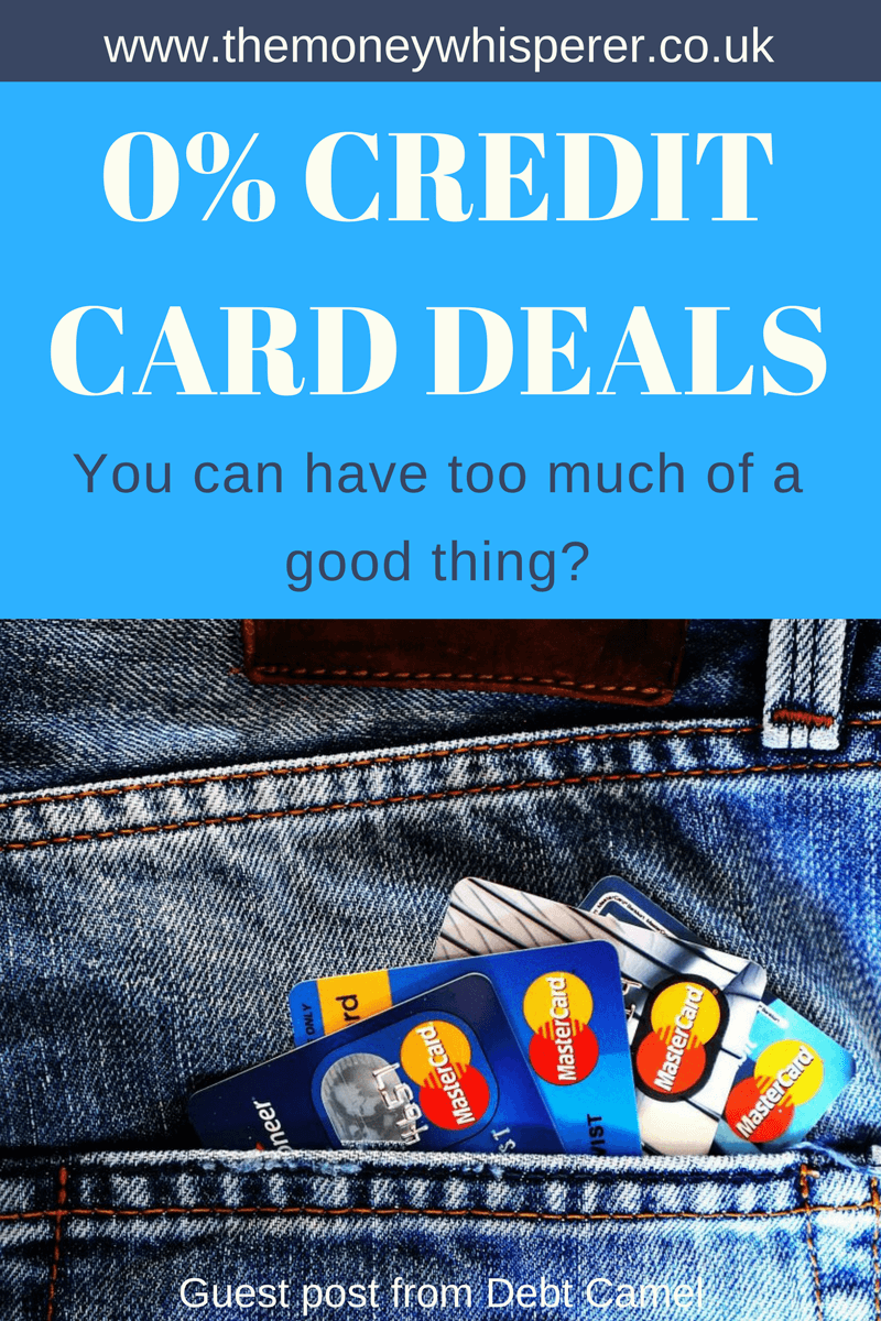 0% CREDIT CARD DEALS