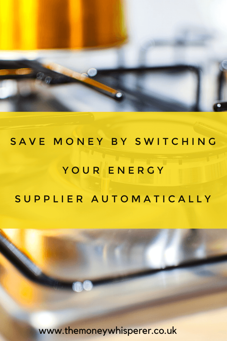 Save money by switching your energy supplier automatically with Switchcraft