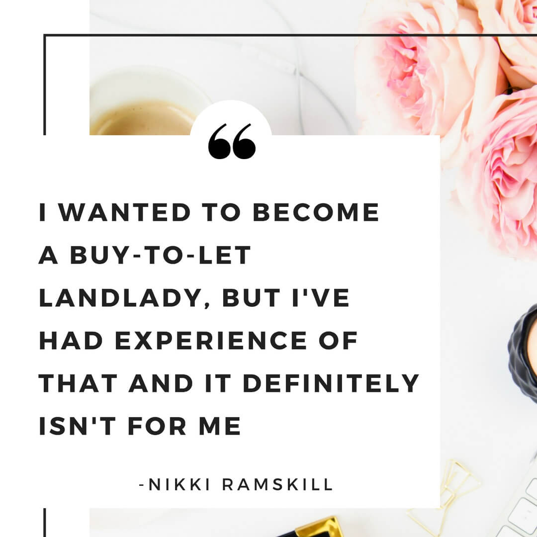 Nikki Ramskill quote - are women good investors