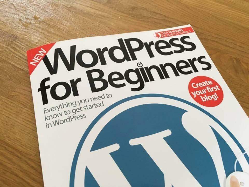 Wordpress magazine
