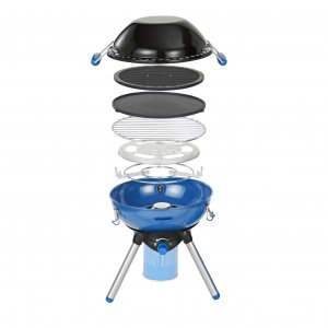 Party Grill 400CV - What Do I Need For A Camping Holiday