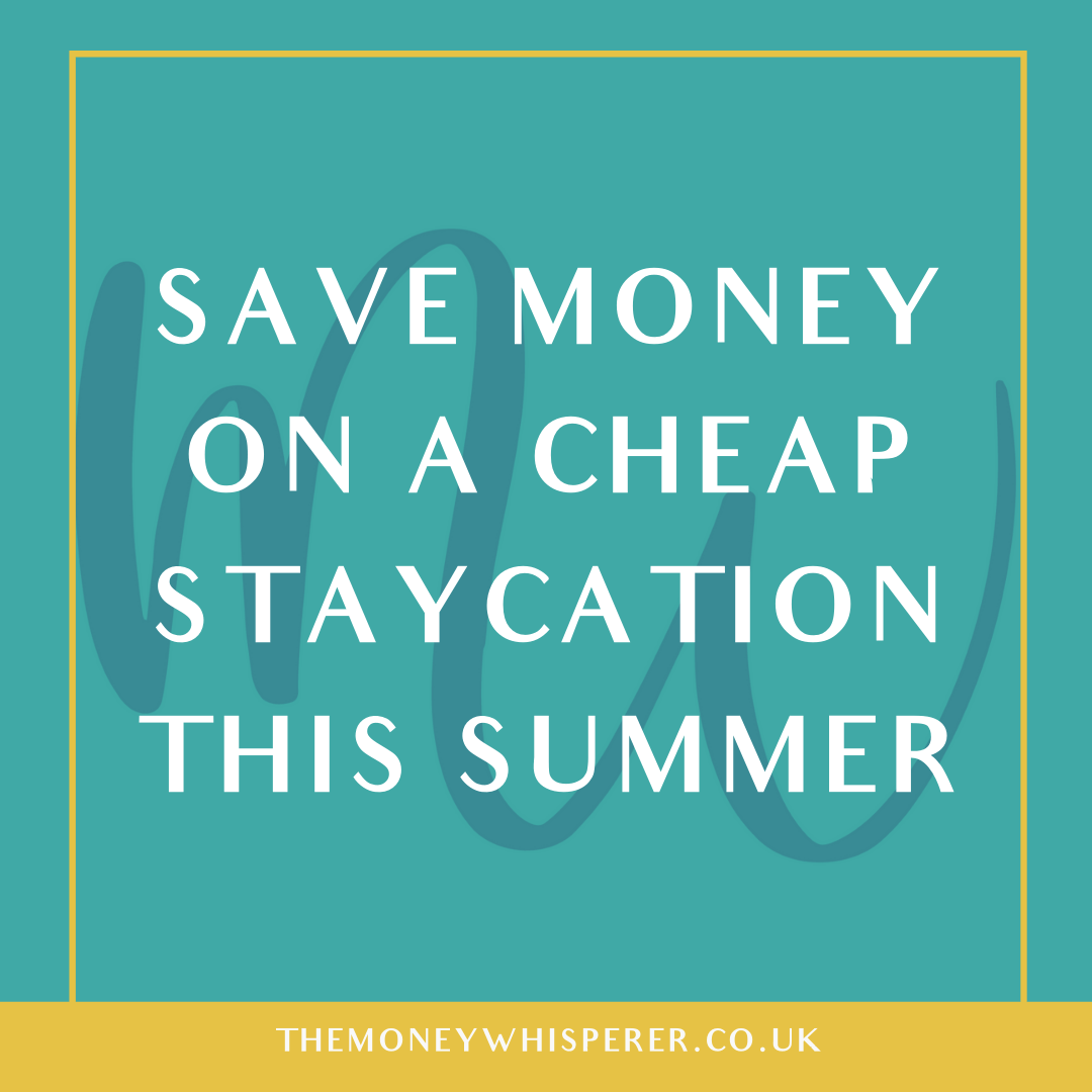 Save money on staycation
