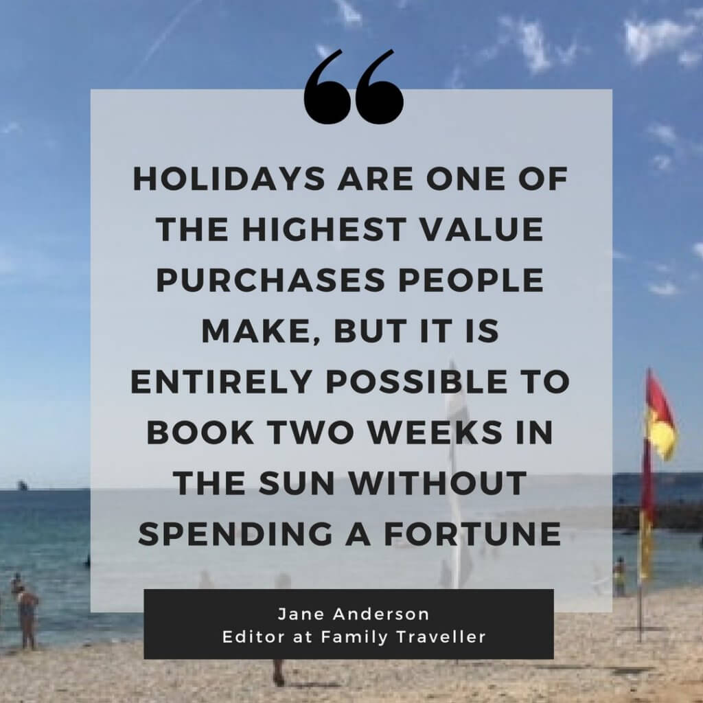 Holidays are one of the highest value purchases people make