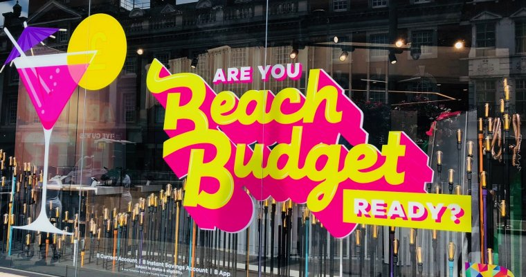 Beach Budget Ready at Studio B