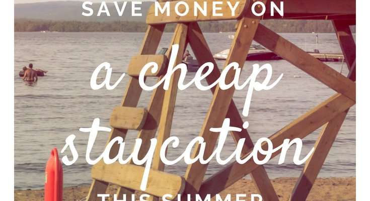 Save money on a cheap staycation this summer. Holidays in the Uk don't need to break the bank - check out my top tips to save money on a UK #staycation. #holidaybudget #cheapholidays #ukholiday