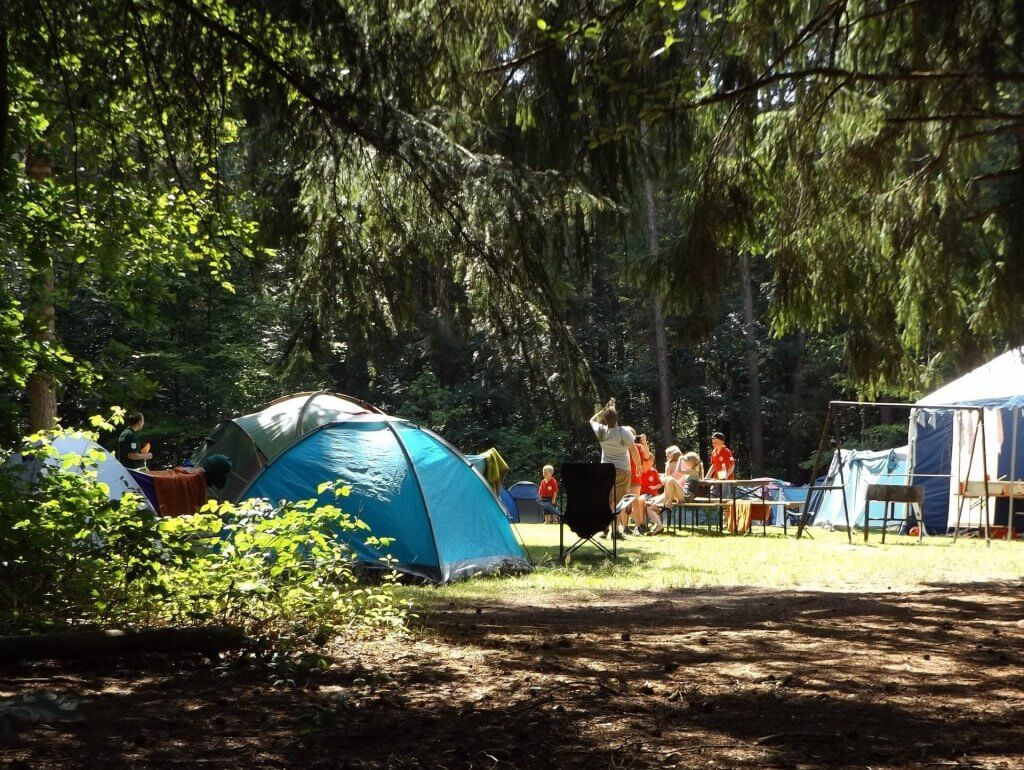what do i need for a camping holiday