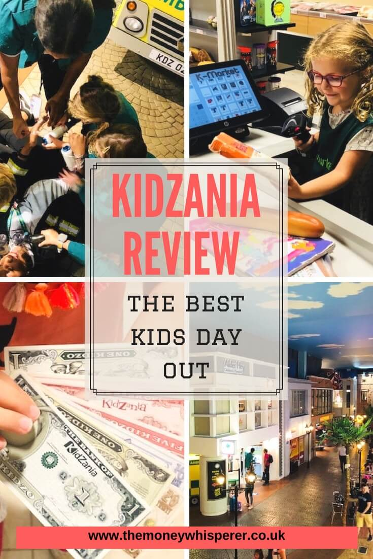 Kidzania Review - Plus Where To Get Cheap Kidzania Tickets
