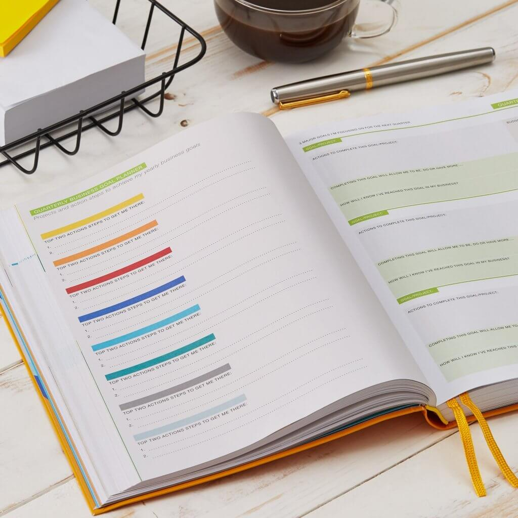 Best planner for entrepreneur