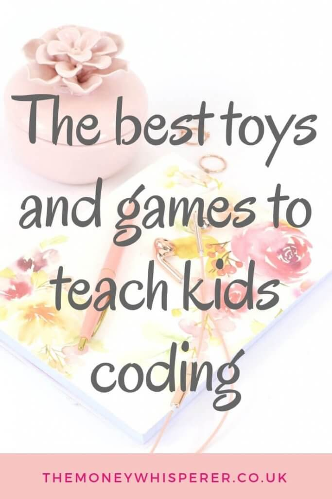 My guide to the best toys and games to teach coding to kids of all ages. #coding #STEM #toys