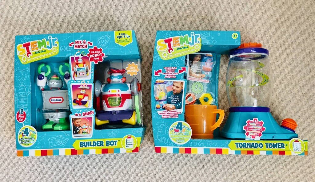 Little Tikes STEM toys