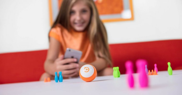 Sphero - Toys and Games To Teach Coding