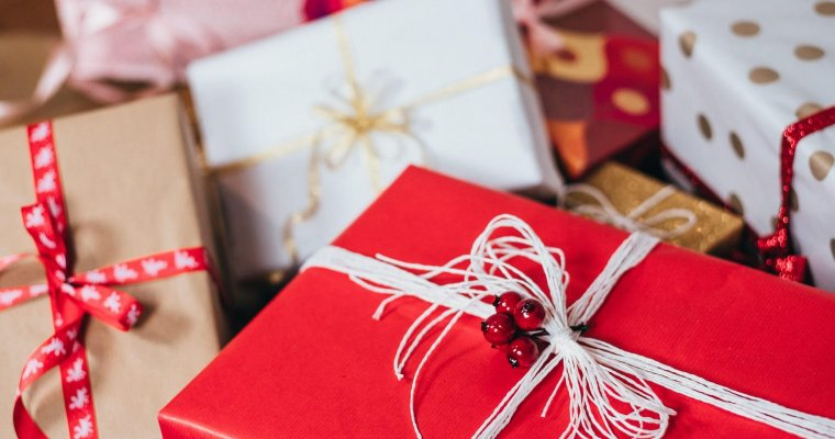 Reduce Christmas spending - presents
