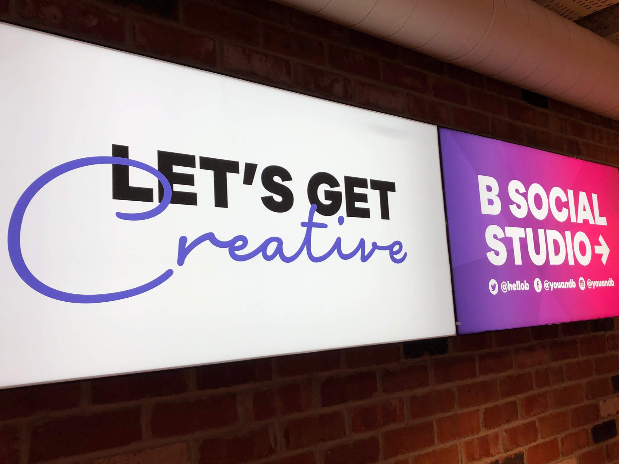 Let's Get Creative at the Social Studio at B Works Manchester