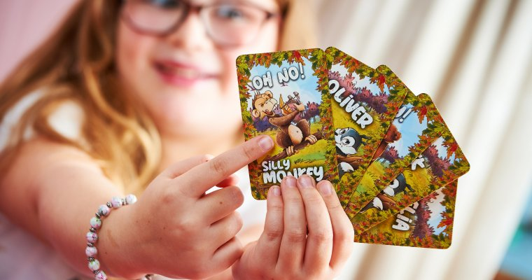 Silly Monkeys game