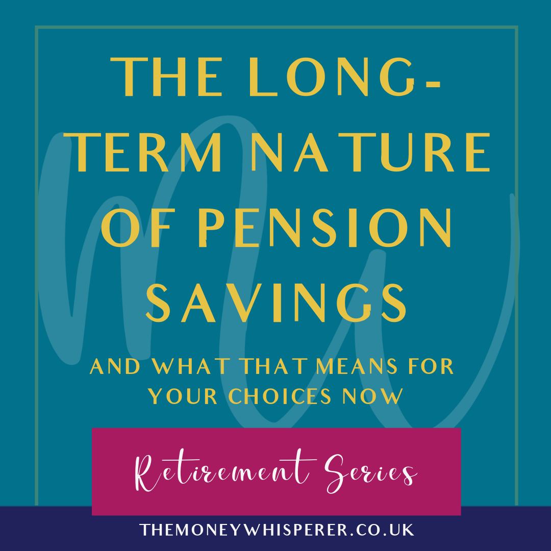 long term saving for pensions