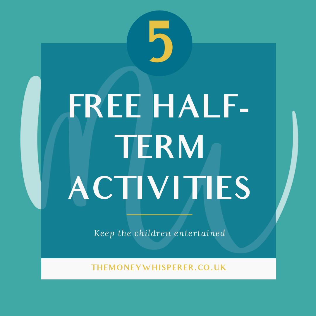 free half term activities