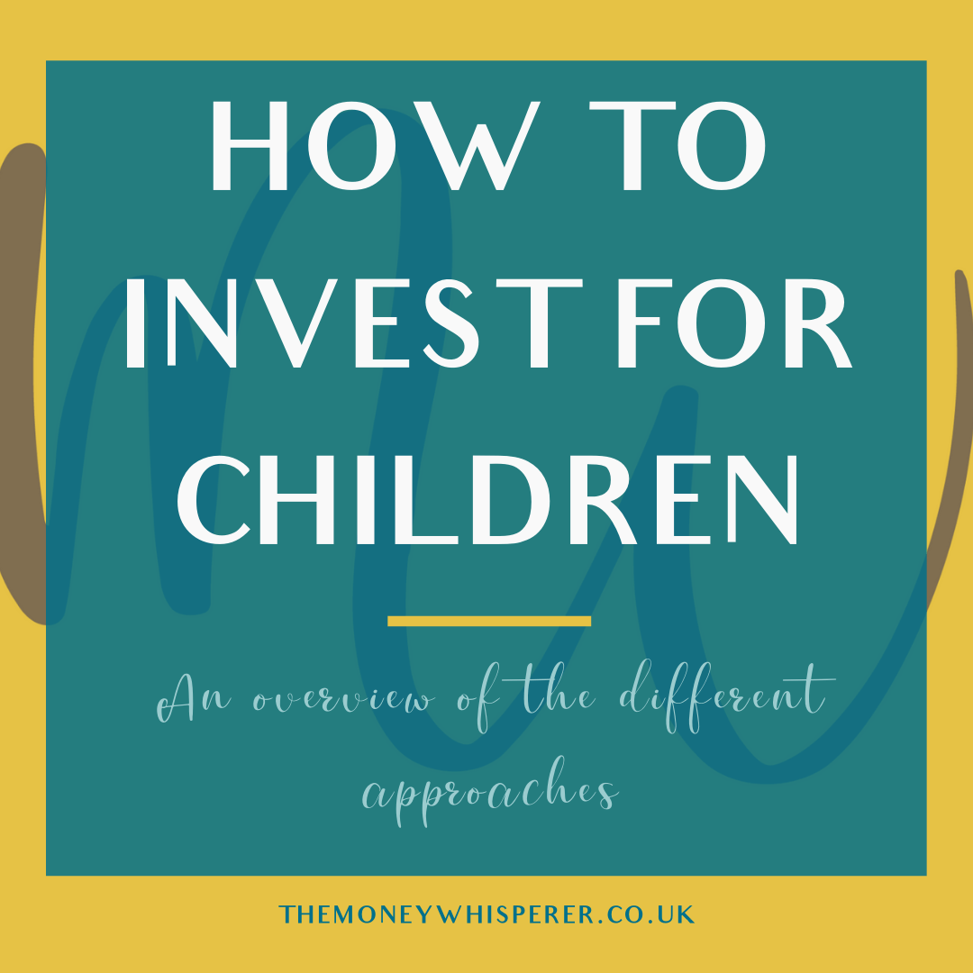 How To Invest For Children