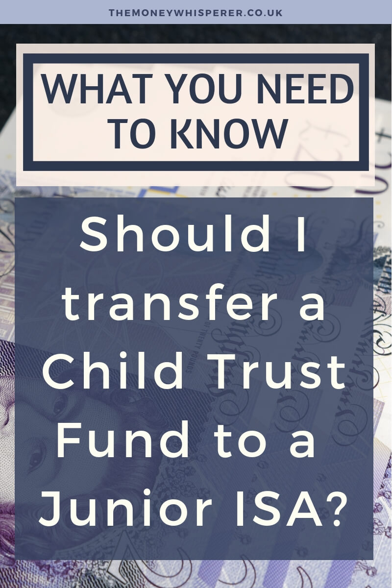 Should I Transfer A Child Trust Fund To A Junior ISA? #financialplanning #trustfund #childtrustfund #ctf #jisa #savingsaccount #moneymatters #financialeducation