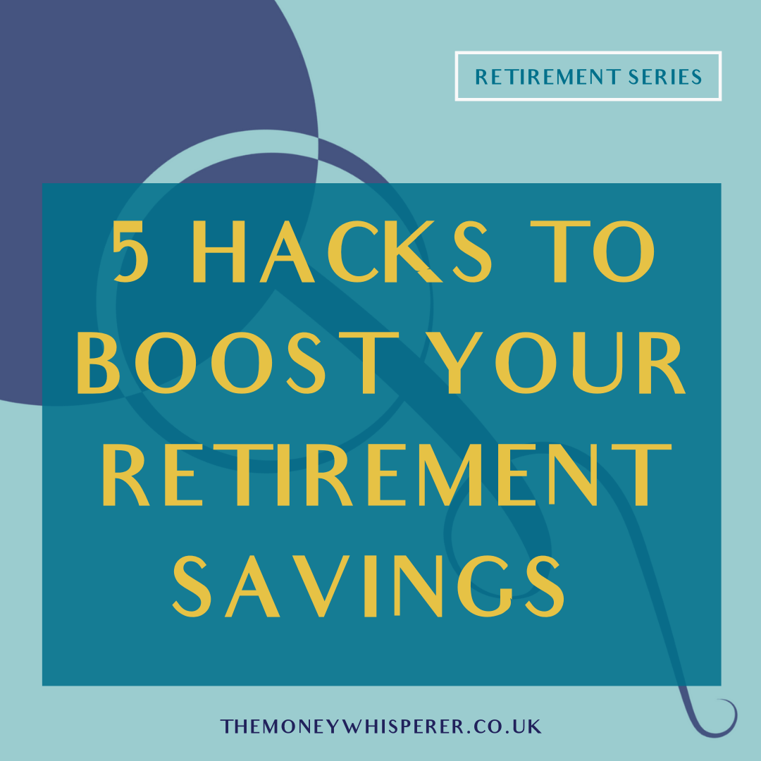 boost retirement savings