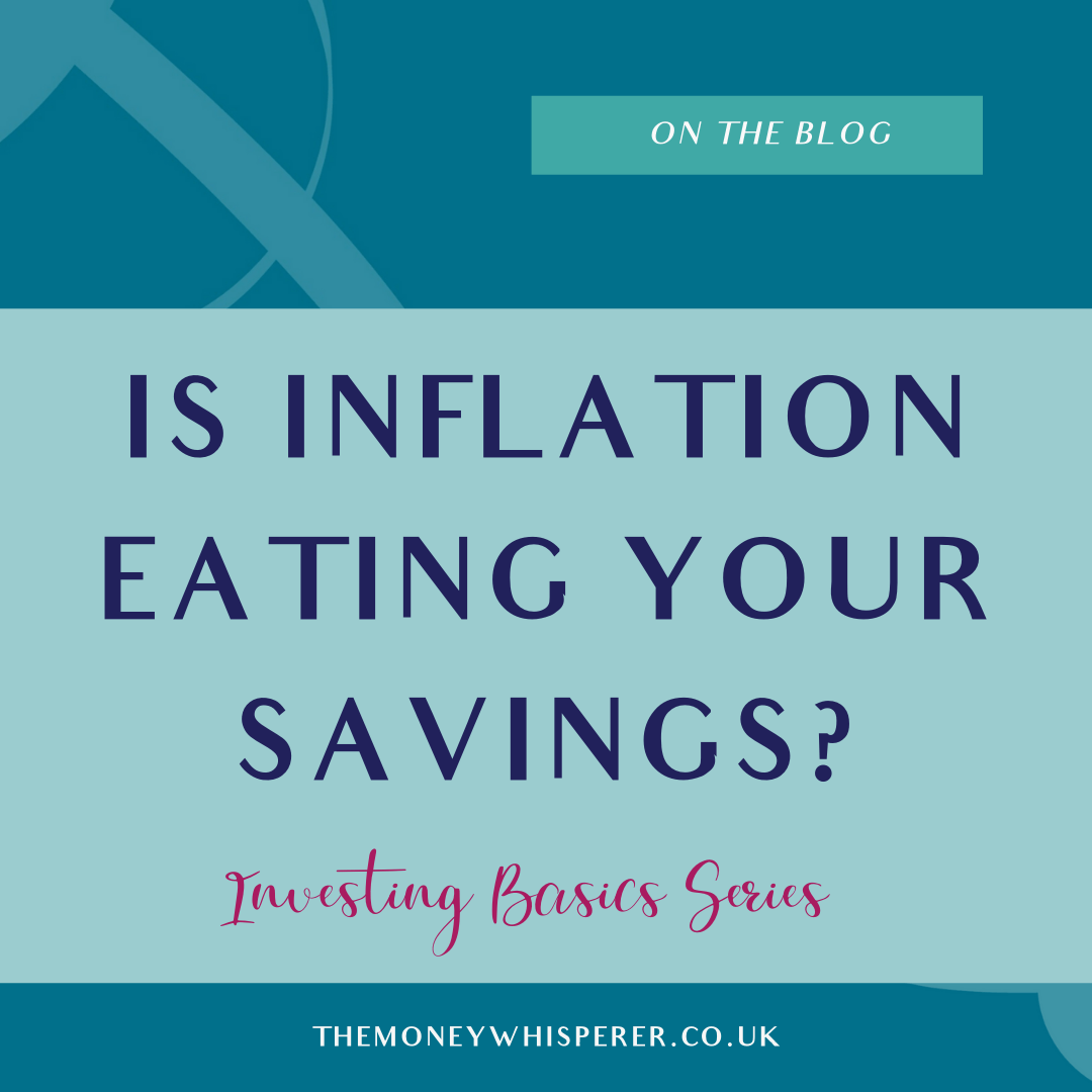 is inflation eating your savings