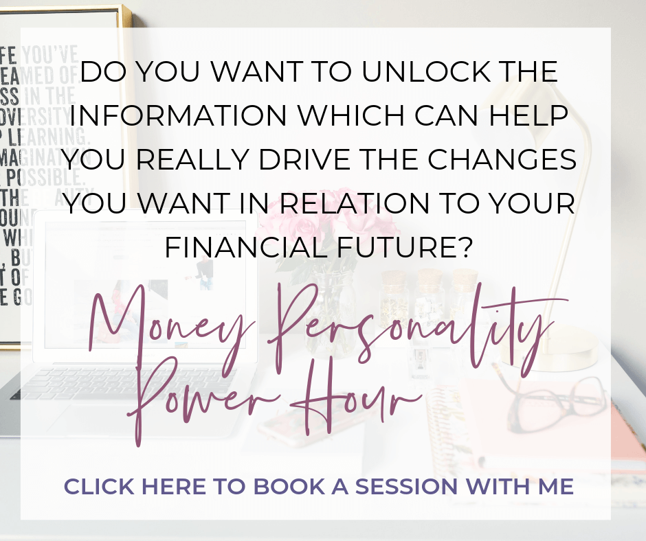 Money Personality - with UK Financial Coach Emma Maslin