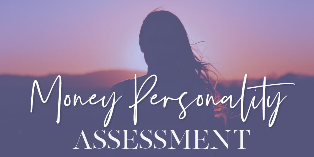 money personality assessment