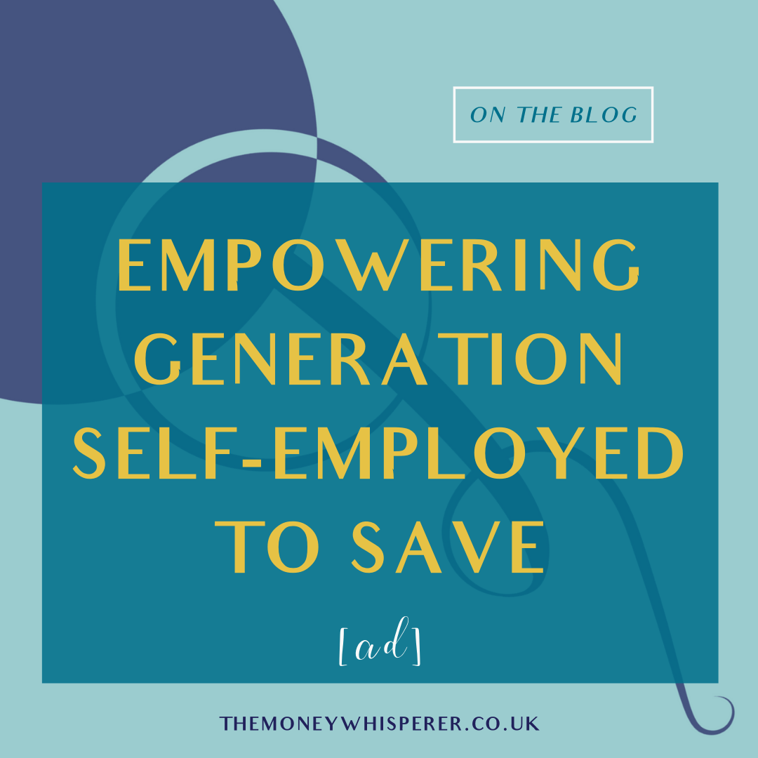 self employed need to save