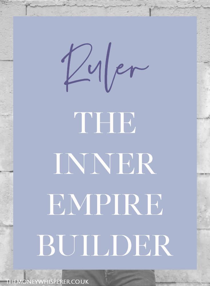 RULER INNER EMPIRE BUILDER