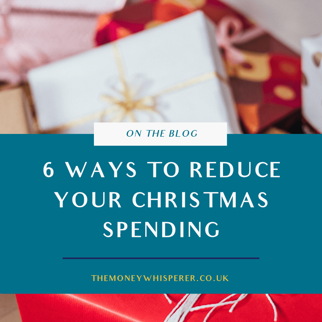 ways to reduce christmas spending