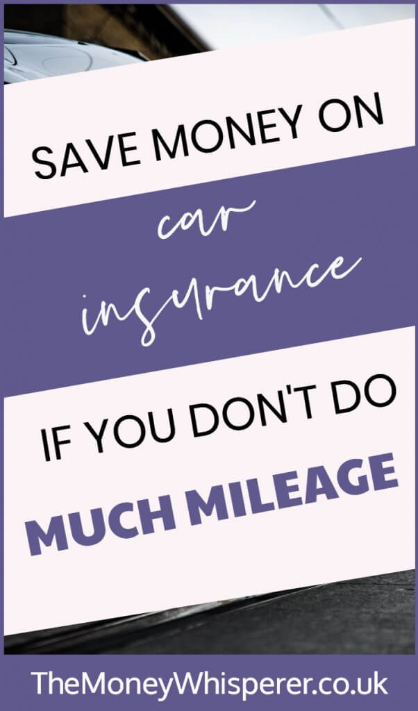 SAVE MONEY ON LOW MILEAGE CAR INSURANCE