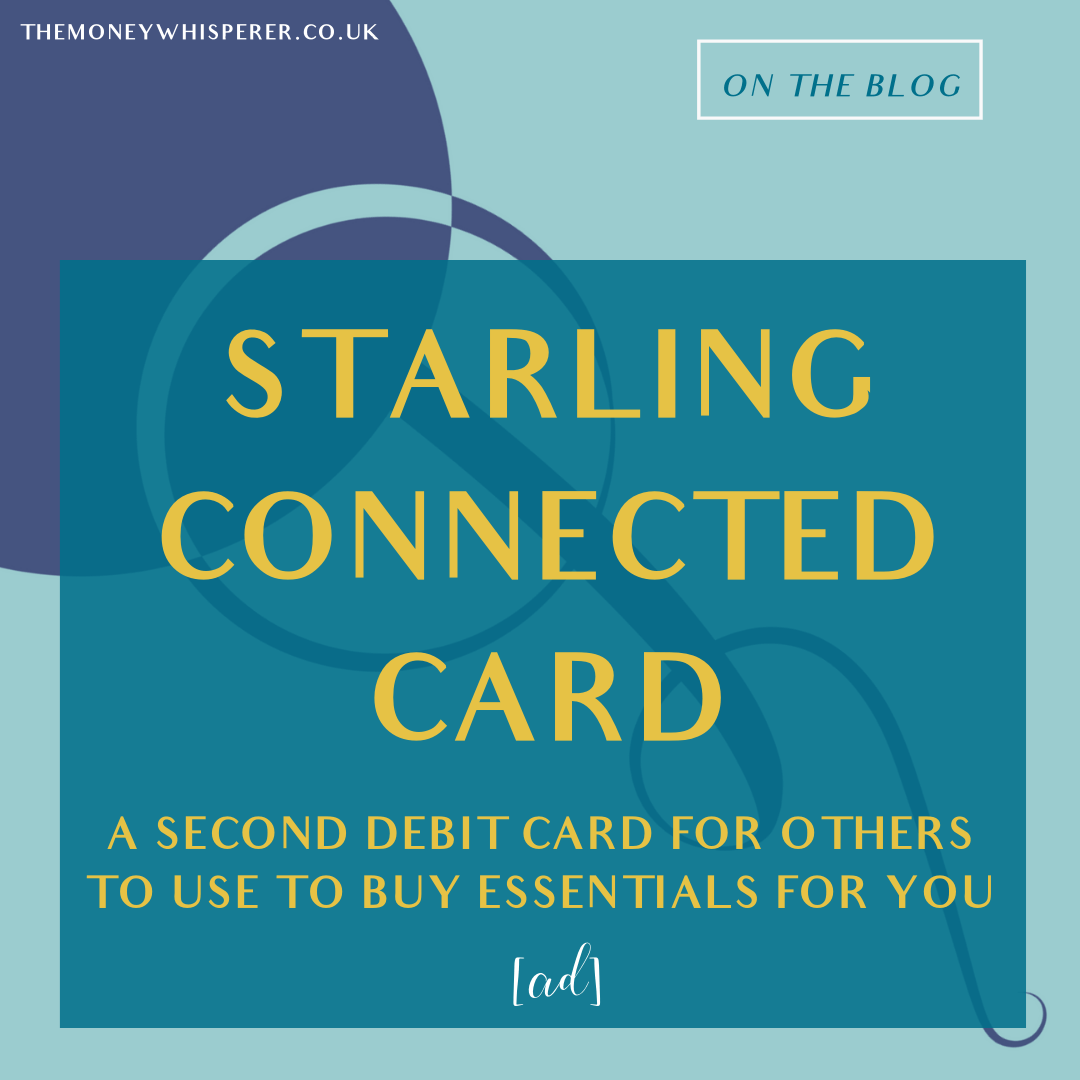 starling connected card