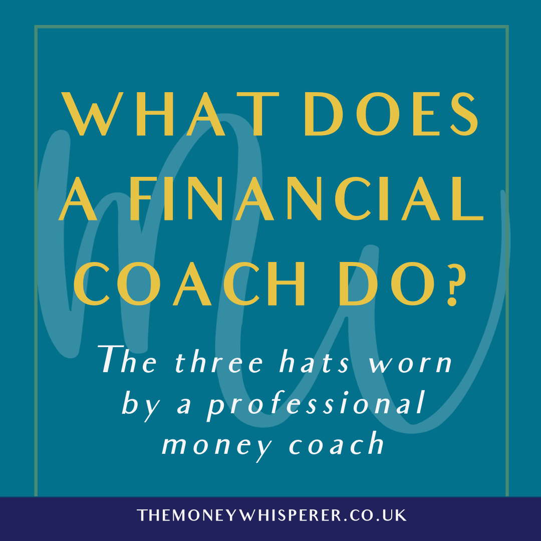 What does a financial coach do?