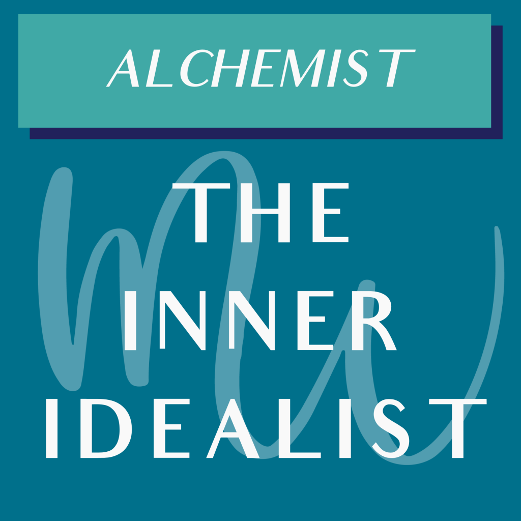 A;CHEMIST THE INNER IDEALIST