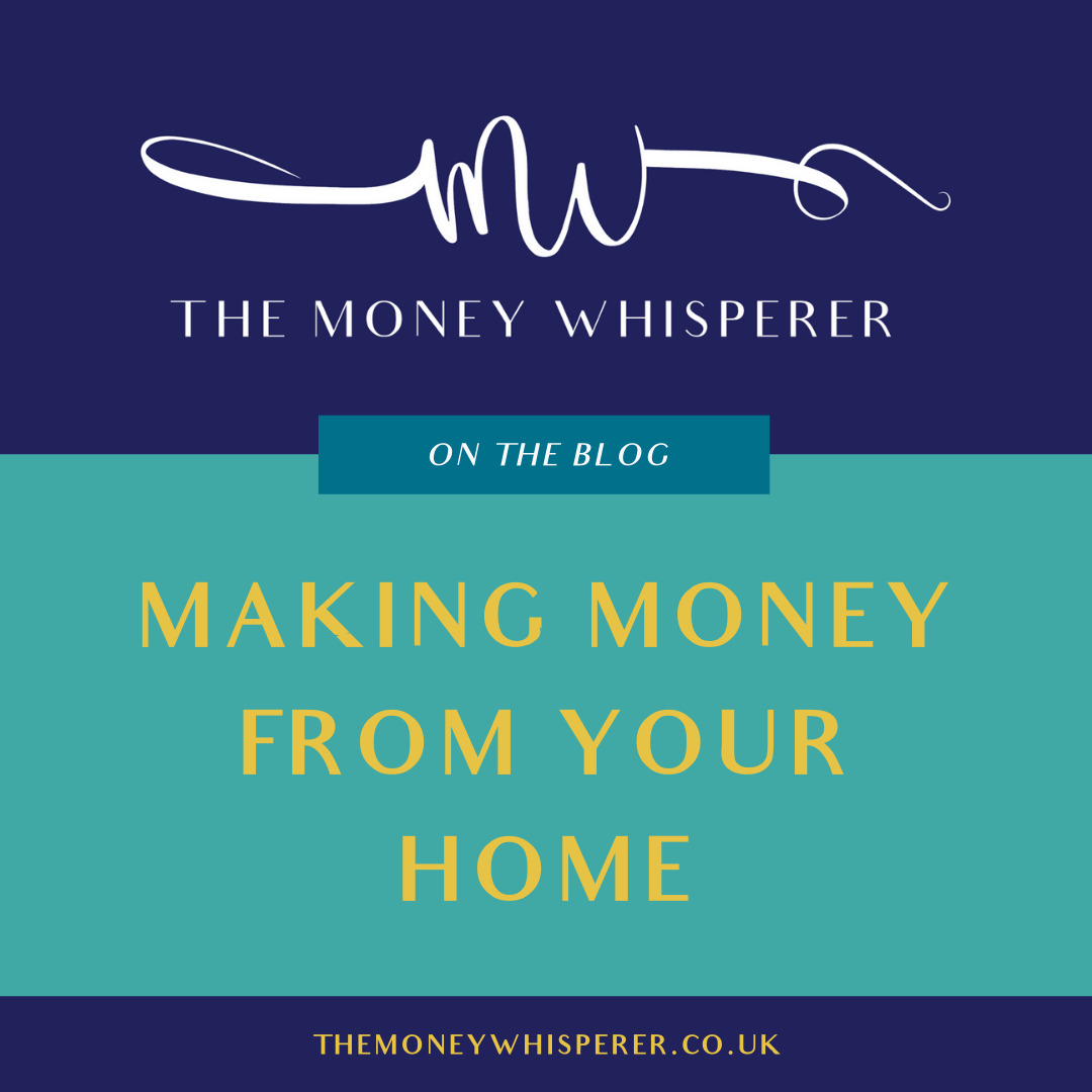 making money from your home