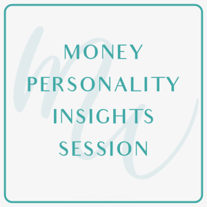 money personality insights