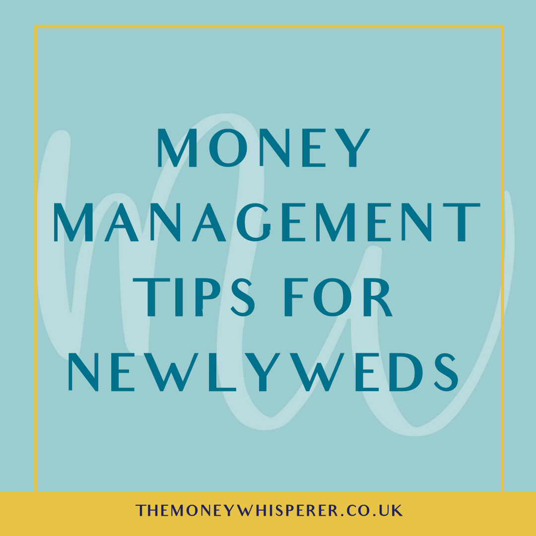money management tips for newlyweds